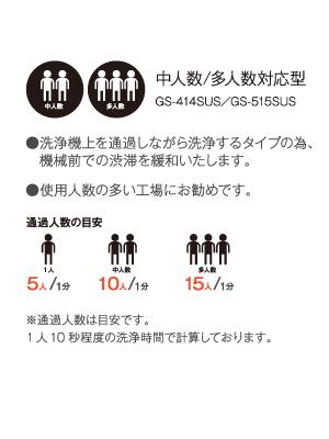 中人數/多人數対応型